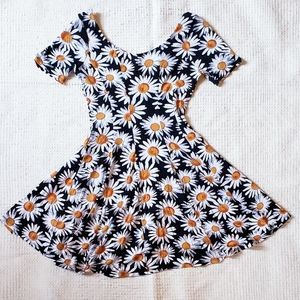 Daisy Skater Dress